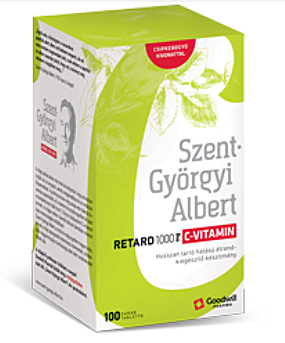Szent-Györgyi Albert 1000mg C-vitamin 100x *