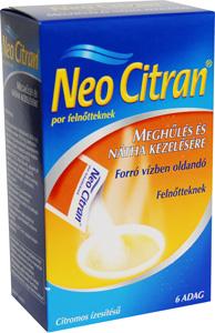 Neo Citran por felnőtteknek 6x *