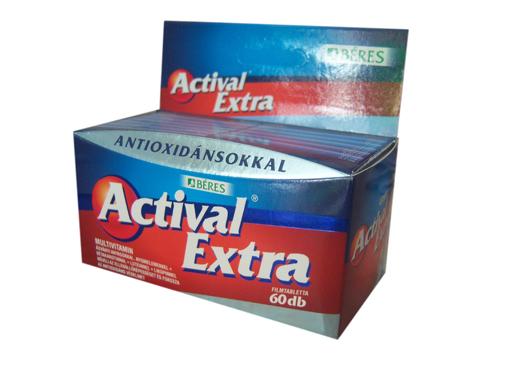 Béres Actival Extra filmtabletta 60x *