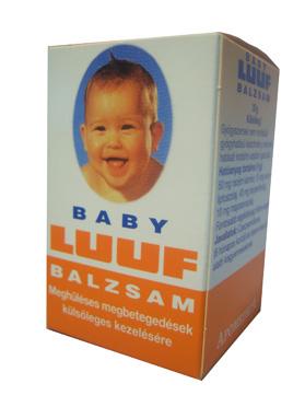 Baby Luuf kenõcs 30g *