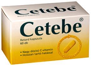 Cetebe retard kapszula 60x *