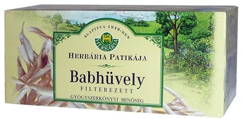 Babhüvely tea Herbária 25x * (babhéj)