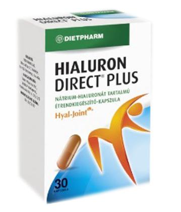 Hialuron direct PLUSZ kapszula (Dietpharm) 30x