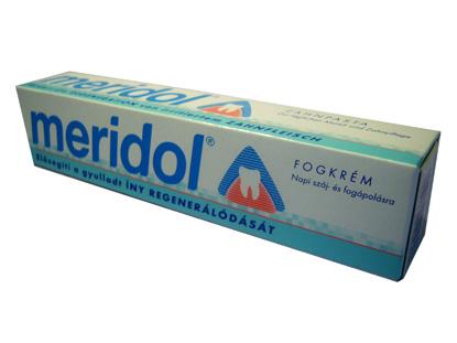 Meridol fogkrém 75ml *