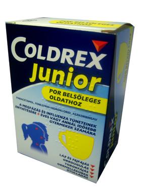 Coldrex junior por oldathoz 10x