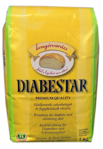 DIABESTAR lisztkeverék 1kg *