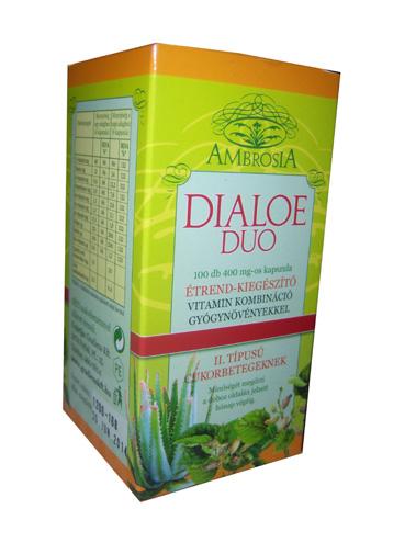 Dialoe Duo kapszula 100x *