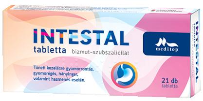 Intestal tabletta 21x