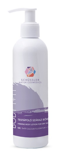 Schüssler 1+11 testápoló 200ml Naturselection *