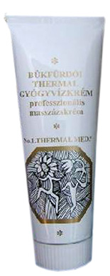 Bükfürdői gyógyvíz-bor krém 75g *