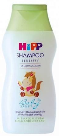 Hipp babysanft babasampon 200ml *