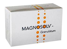 Magnosolv granulátum 30x *