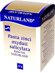 Pasta zinci oxydati salicylata FoNo VII. Naturland *