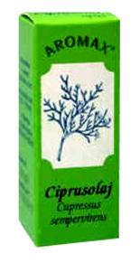 Ciprus olaj 10ml AROMAX *