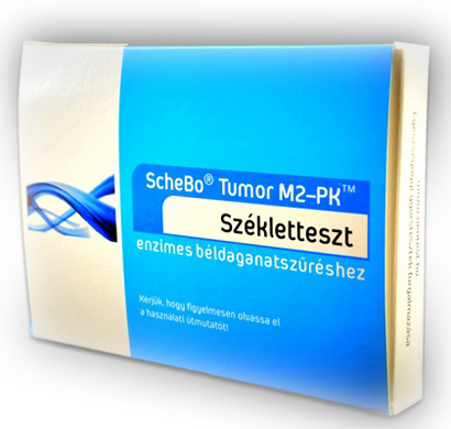 Schebo Tumor M2-PK béldaganatszűrő gyorsteszt 1x