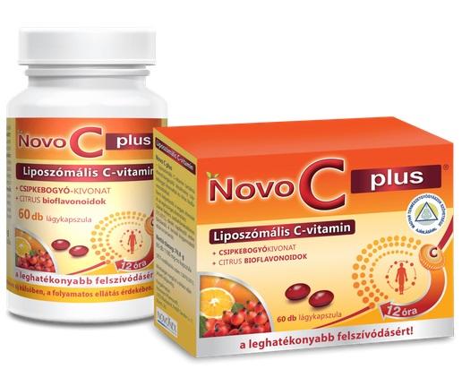 C vitamin 500mg  csipkebogyóval rágótabletta 60x