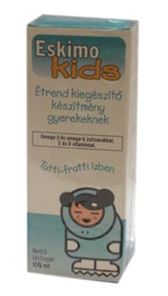 Eskimo Kids olaj 105ml *