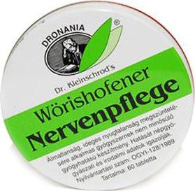 Nervenpflege tabletta 60x *