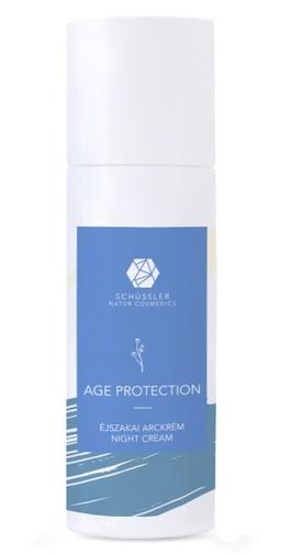 Schüssler Age Protection éjszakai arckrém 50ml