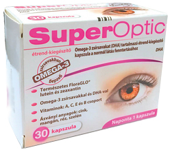 SuperOptic kapszula 30x