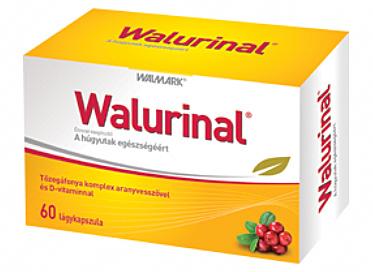 Walurinal kapszula aranyvesszővel 60x Walmark *