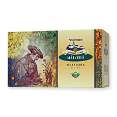 Pannonhalmi májvédő teakeverék 20x Herbária