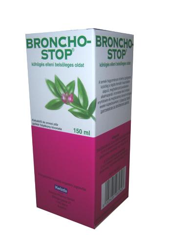 Bronchostop oldat 150ml *