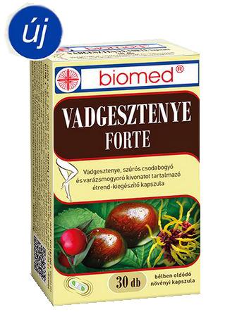 Biomed Vadgesztenye tabletta 30x *