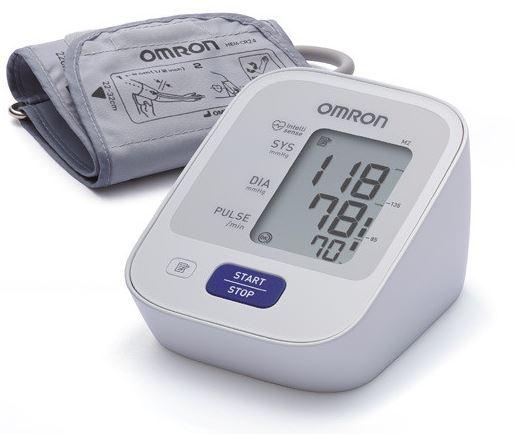 Vérnyomásmérő felkaros Omron M2 Basic Intellisense digitális 1x