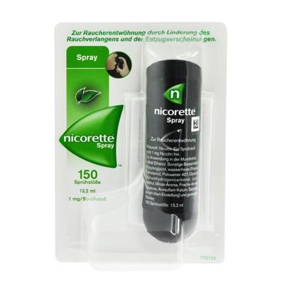Nicorette quickspray szájspray 150 adagos *