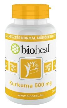 Kurkuma forte 70x Bioheal *