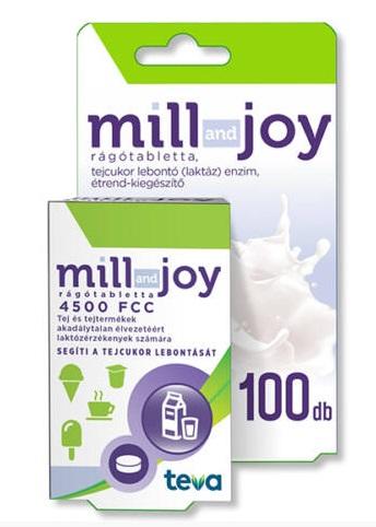 MillandJoy rágótabletta 50x *