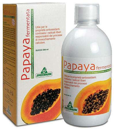 Papaya koncentrátum 500ml