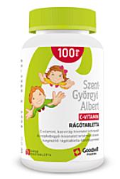 Szent-Györgyi Albert C-vitamin rágótabletta 60x