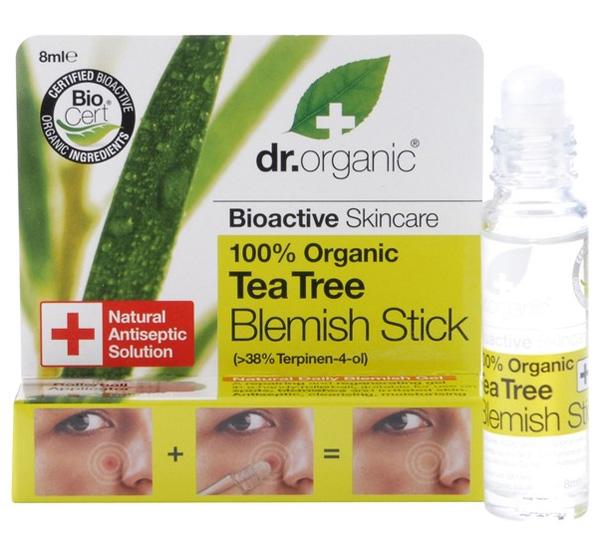 Dr. Organic Bio Teafa ecsetelő 8ml (beszerzése hosszadalmas)