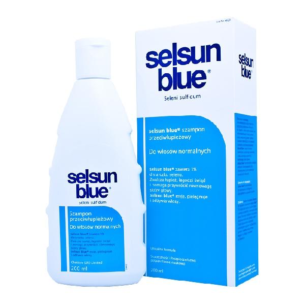 Selsun blue sampon korpásodás ellen 125ml *