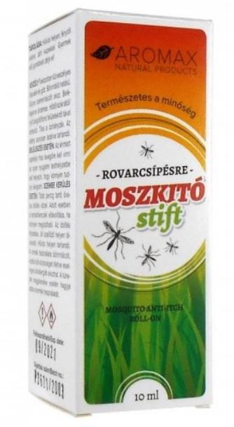 Aromax moszkitó stift rovarcsípésre 10ml