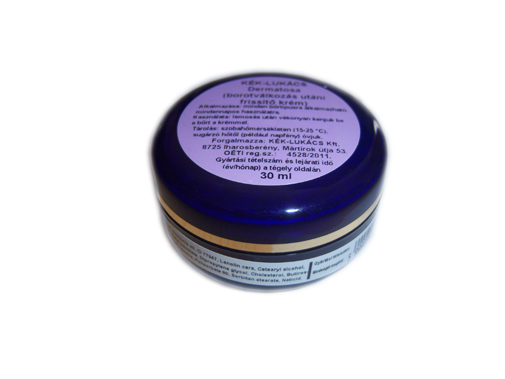 Dermatosa krém 30ml Kék Lukács *