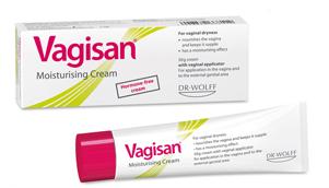 Vagisan hüvelyhidratáló krém 50g