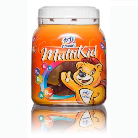 Multikid gumivitamin 50x Vitaday