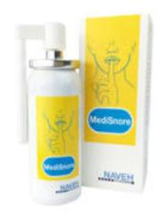 Horkolásgátló spray 50ml MediSnore
