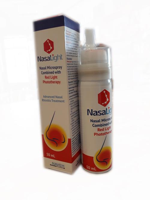 NasaLight tengervizes orrspray 50ml