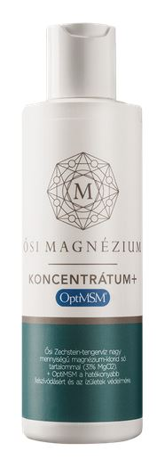ŐSI Magnézium koncentrátum+OptiMSM 200ml