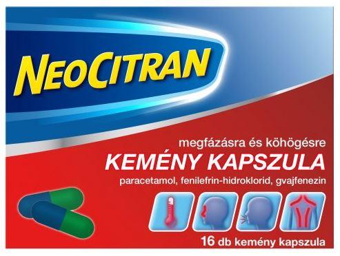 Neo Citran kapszula 16x*