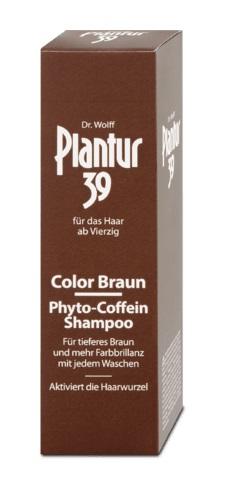 A Plantur 39 Fito-koffein sampon Barna hajra 250ml