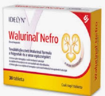 Walurinal Nefro tabletta 30x