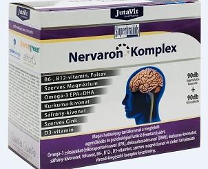 Nervaron komplex kapszula 180x JUTAVIT