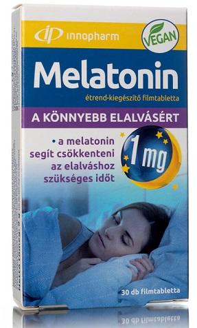 Melatonin  tabletta 30x