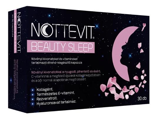 Nottevit beauty sleep kapszula30x
